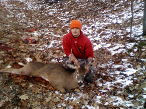 Cro-Mag Outdoors Gage's First Buck