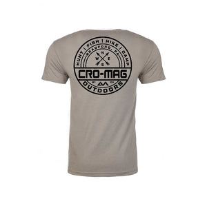 CRO-MAG Badge T-Shirt