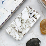 KISSCASE Marble Case For Samsung Galaxy S8 Note 8 Cases For Samsung A5 2017 J5 J3 2016 S6 S7 Soft TPU Mobile Phone Cover Coque