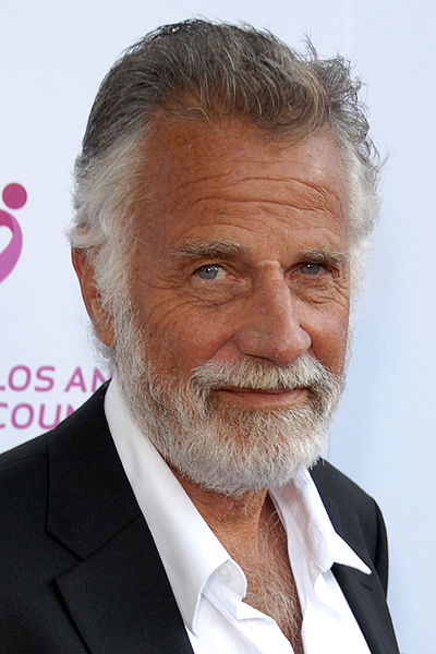 A Most Interesting Man Finds the Fountain of Youth
