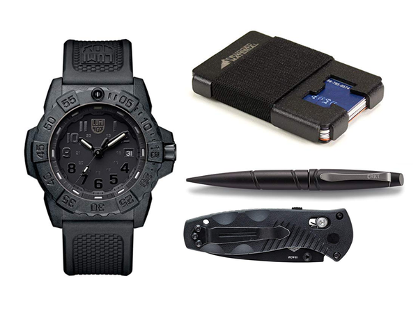 4 EDC Black Ops Gear no Bearded Bond Should be Without