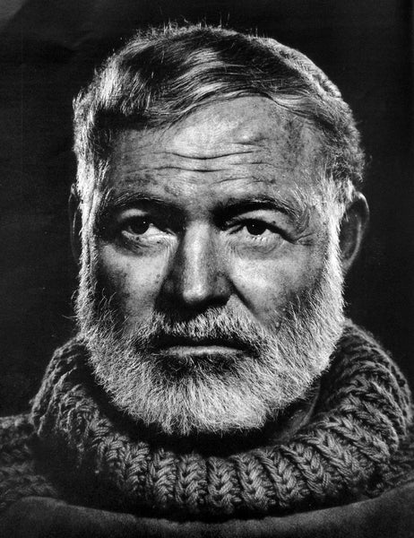 Why You Won't be the Next Hemingway