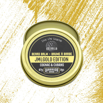 JMLGOLD Edition Cognac and Cubans Beard Balm