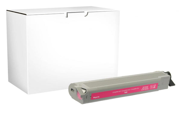 High Yield Magenta Toner Cartridge for Xerox 106R01078