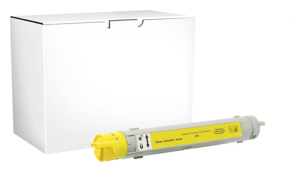 High Yield Yellow Toner Cartridge for Xerox 106R01146