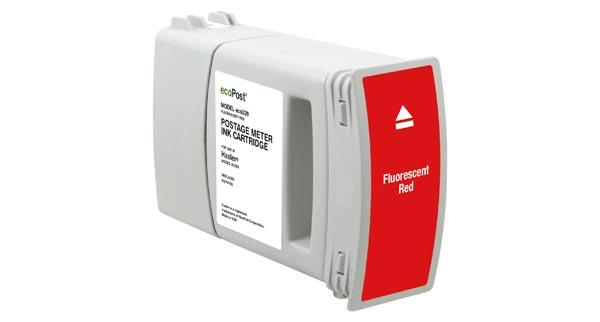 Hasler 4127978B Postage Meter Red Ink Cartridge