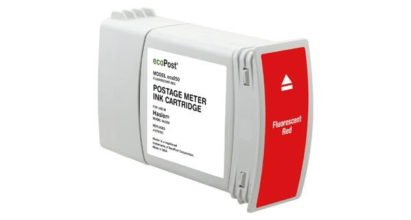 Hasler 4127979C Postage Meter Red Ink Cartridge