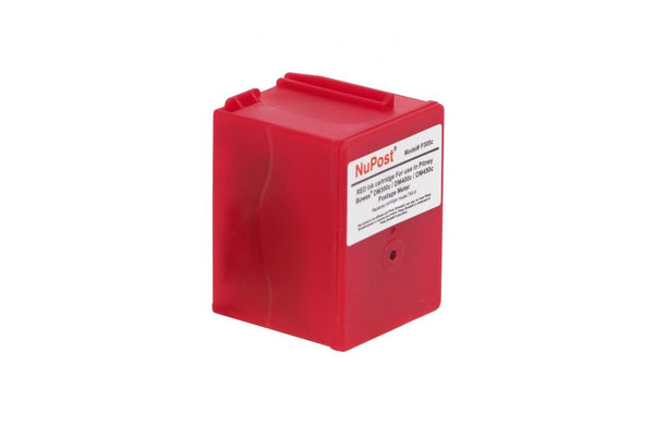 Postage Meter Red Ink Cartridge for Pitney Bowes 765-9