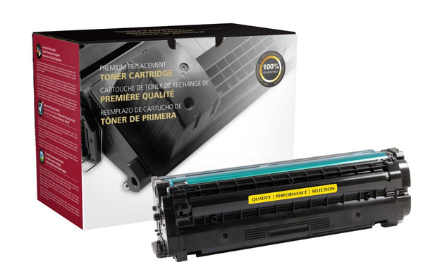 Yellow Toner Cartridge for Samsung CLT-Y505L