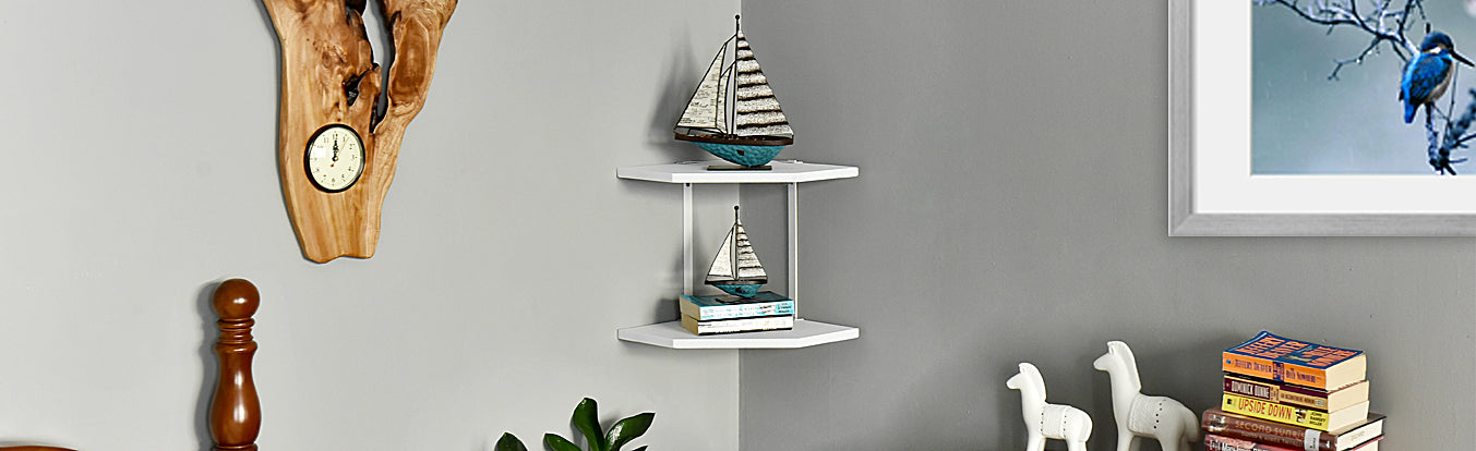 Corner shelf by Wellandstore