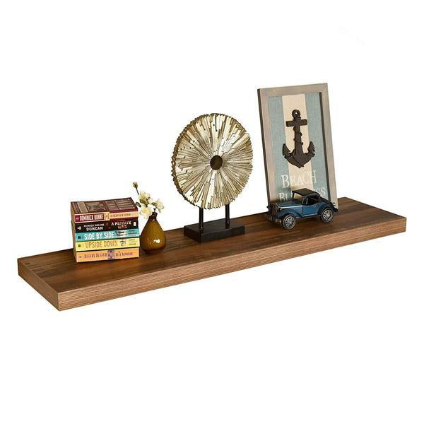 Grande Floating Wall Shelf, 24''L x 12''D x 2''T