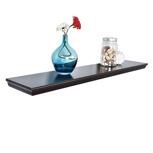 Dover Floating Ledge Wall Shelf, 48 Inch