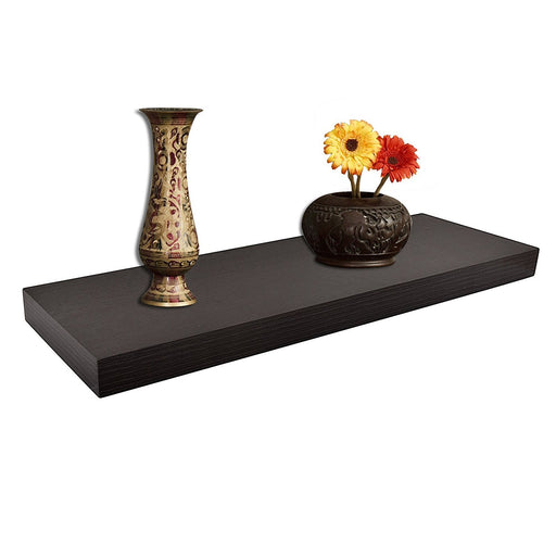 Mission Floating Wall Shelf, 24 Inch