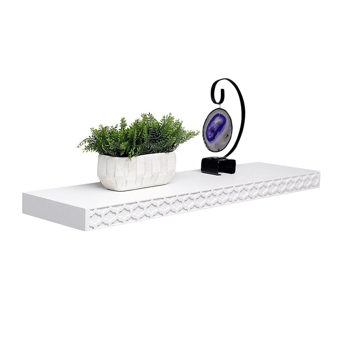 Elizabeth Classic Wall floating wall shelf, 36 Inch, Welland