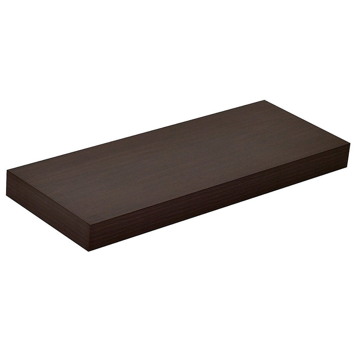 Mission floating wall shelf, 24 Inch Wella,nd
