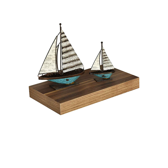 "Mission Floating Wall Shelf,  16""L x 9.25""D x 2""T"