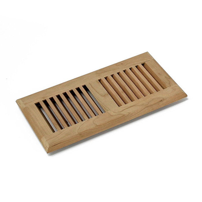 American Cherry Self Rimming Floor vent, Welland