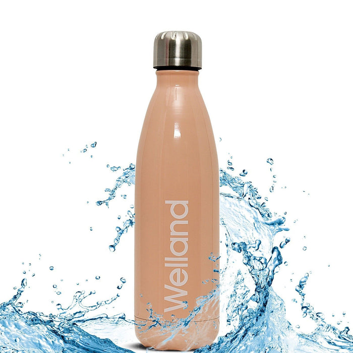Vacuum Insulated Stainless Steel Water Bottle Perfect for Outdoor Sports Hiking Camping Biking