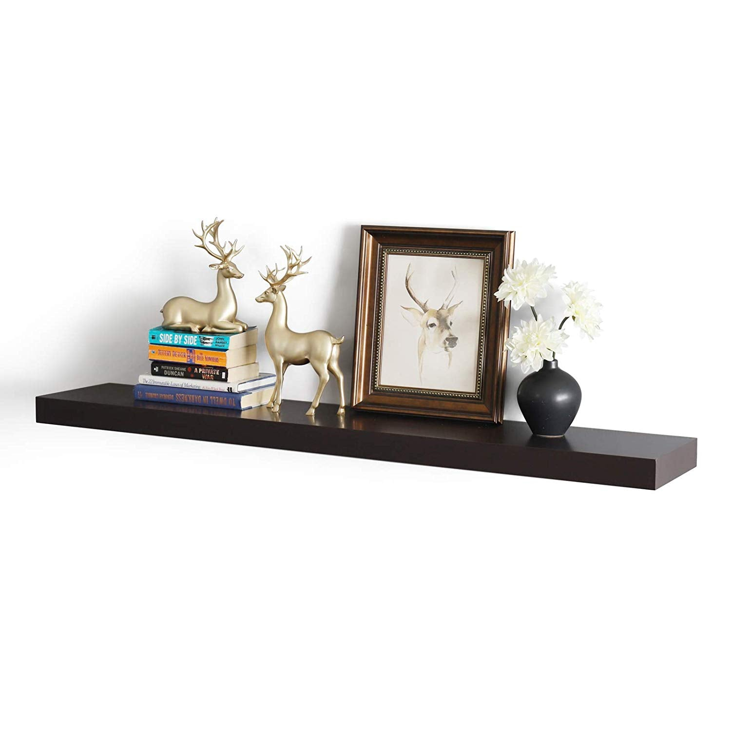 New Chicago Floating Wall Shelf, 48 inch, WellandStore