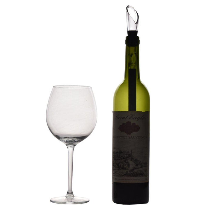 Wine Chiller with Aerator Spout