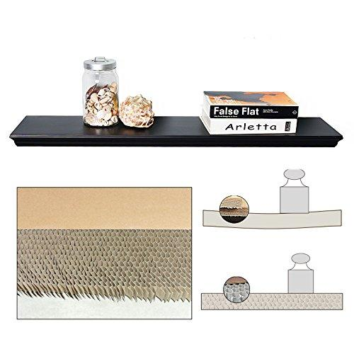 Dover floating wall shelf 24 inch, Welland