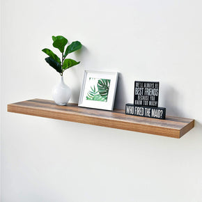 "12 Inch Deep Grande Floating Wall Shelf, 47.24"" L x 11.81"" D x 2"" T"