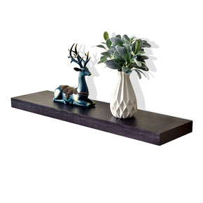 "Mission Floating Wall Shelf, 36""L x 9.25""D x 2""T"