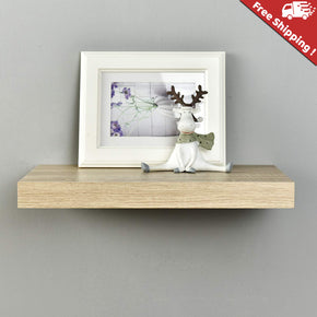 8.75 inch Deep FLoating Wall shelf