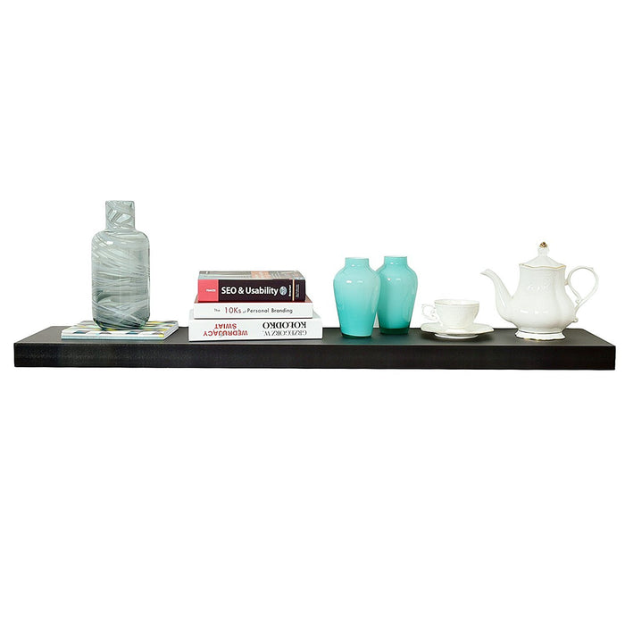 Mission floating wall shelf, 48 Inch, Welland