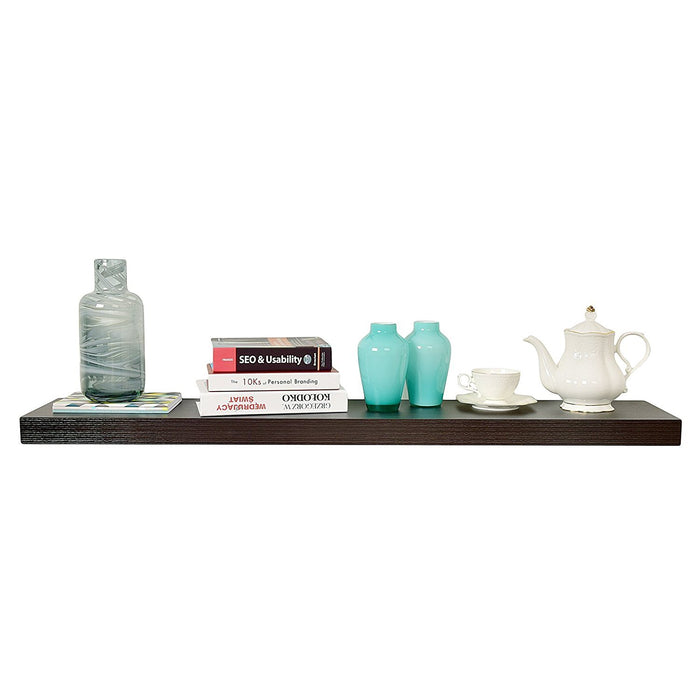 Mission floating wall shelf, 60 Inch, Welland