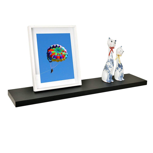 Simon floating wall shelf, 36 Inch