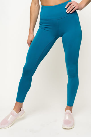 Everyday Legging - Blue Lagoon