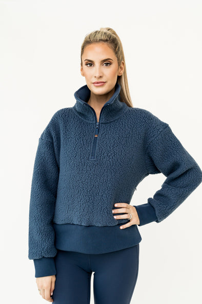 Keep It Toasty Half Zip