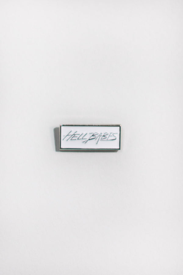 Hell Babes Enamel Pin
