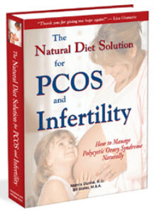 The Natural Diet Solution for PCOS and Infertility (Ebook)