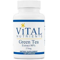 Green Tea Extract (120 Capsules)