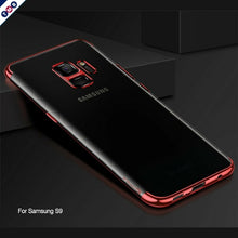 Fashion Transparent Luxury Case GALAXY S9 / S9 Plus