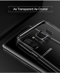 Fashion Transparent Luxury Case GALAXY S9 / S9 Plus 05