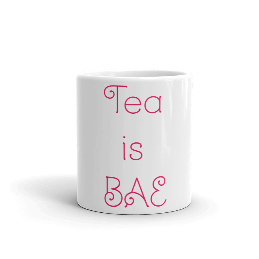 Tea is Bae mug
