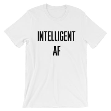 How Intelligent? Unisex Tee