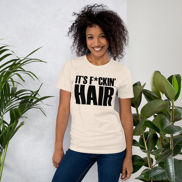 Don't Touch My Hair Tee