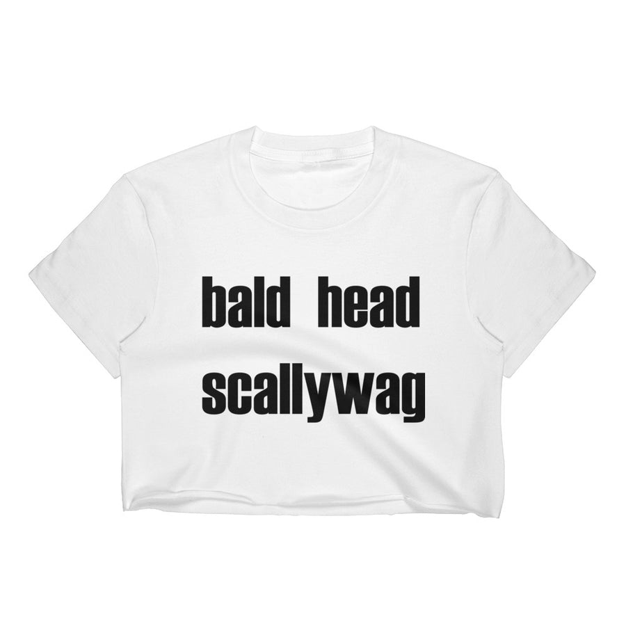 Scallywag Ladies' Cropped Tee