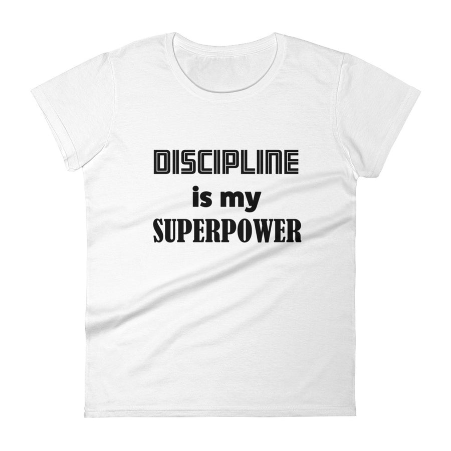 Disciplined Hero Ladies' Tee