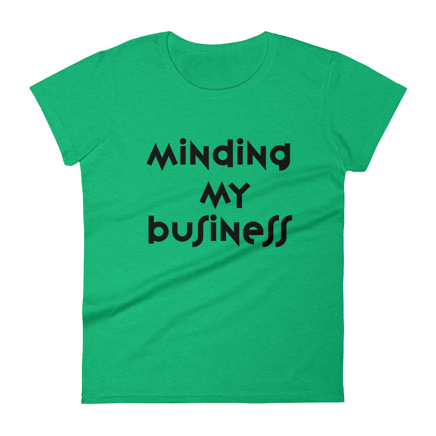 Minding Mine Ladies' Tee