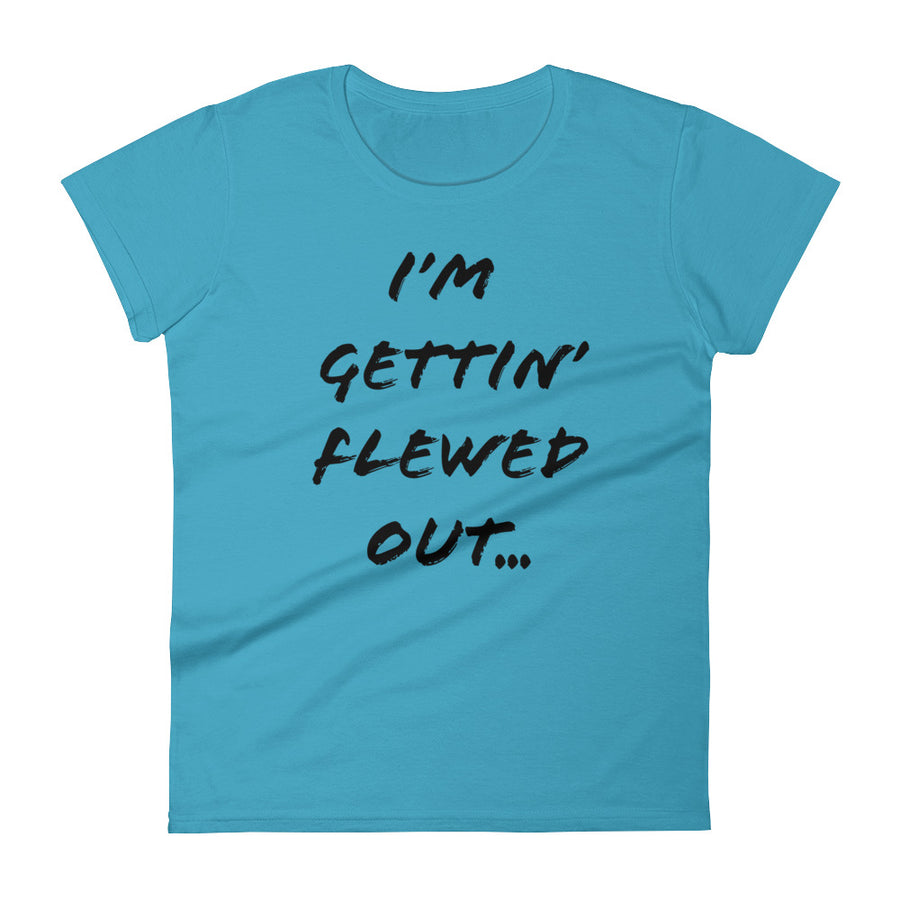 Flewed Out Ladies' Tee