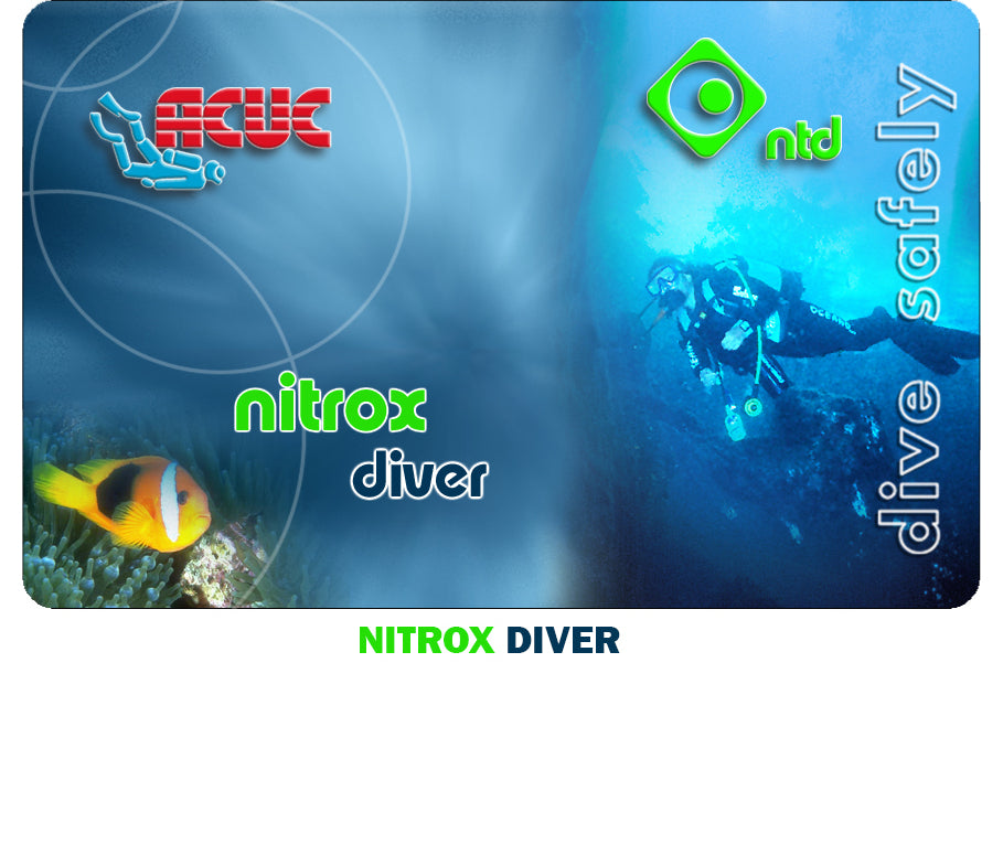Pay Your Nitrox Diver Course Fee London Skin And Scuba Club