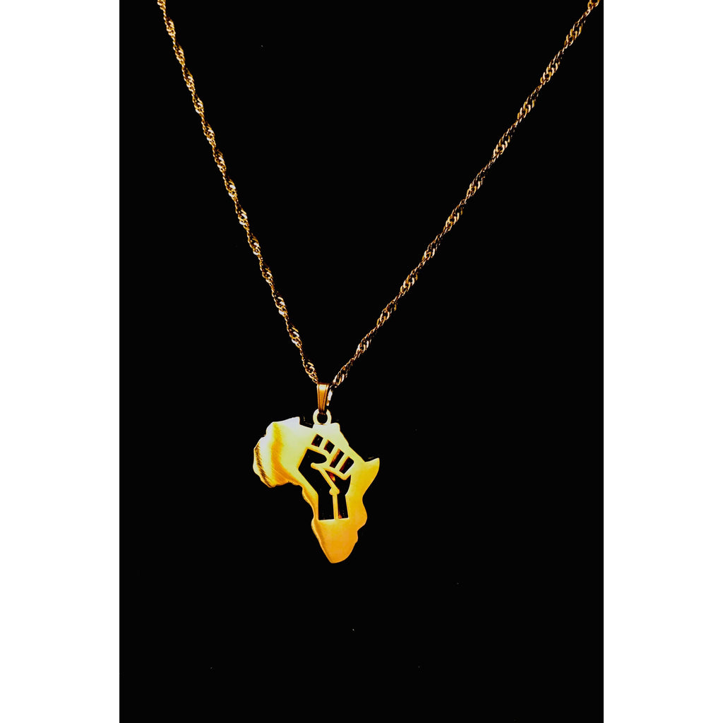 ERT-ALE™ African Unity Necklace