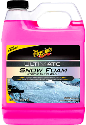 Meguiar's Ultimate Snow Foam