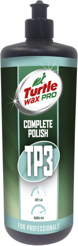 TurtleWax Pro TP3 Complete Polish – 1 l