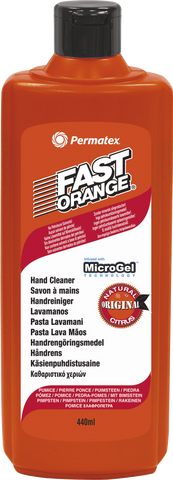 Permatex Fast Orange käsienpesuaine – 440 ml